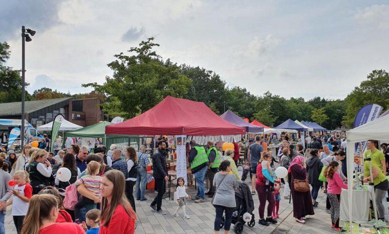Bild von Flohmarkt in Neugraben am 6. September